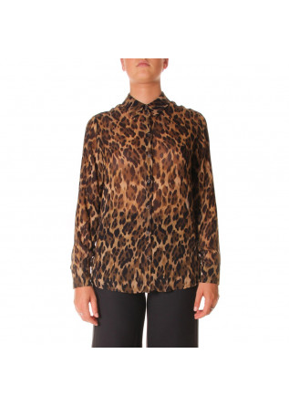 WOMEN'S ACCESSORIES  SHIRT BROWN OTTOD'AME