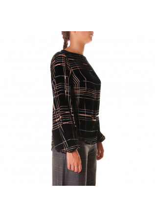 WOMEN'S CLOTHING SHIRT BLACK OTTOD'AME