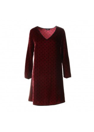WOMEN'S CLOTHING DRESS BORDEAUX OTTOD'AME
