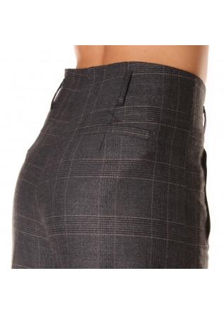 WOMEN'S CLOTHING TROUSERS GREY PHISIQUE DU ROLE