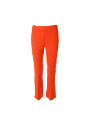 WOMEN'S CLOTHING TROUSERS ORANGE JUCCA