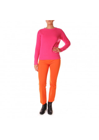 DAMENKLEIDUNG HOSEN ORANGE JUCCA
