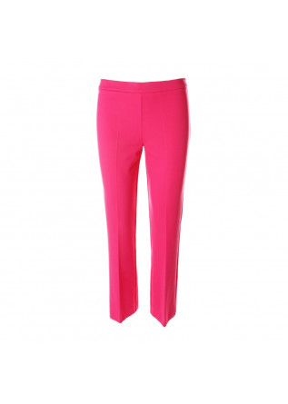 WOMEN'S CLOTHING TROUSERS FUCHSIA JUCCA