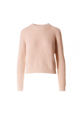 WOMEN'S CLOTHING KNITWEAR BEIGE JUCCA