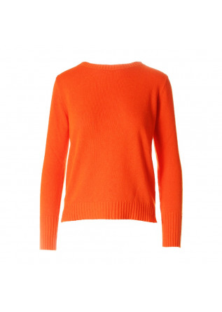 WOMEN'S CLOTHING KNITWEAR ORANGE JUCCA
