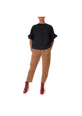 WOMEN'S CLOTHING TROUSERS BROWN SEMICOUTURE