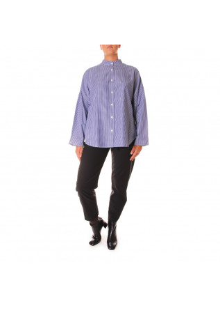 WOMEN'S CLOTHING SHIRT BLUE SEMICOUTURE