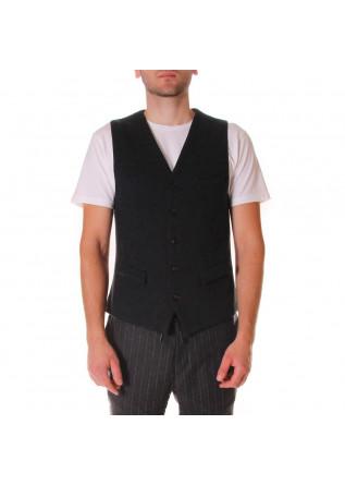 MEN'S CLOTHING VESTS GREY MASON'S