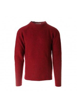 HERRENBEKLEIDUNG STRICKWAREN ROT WOOL & CO