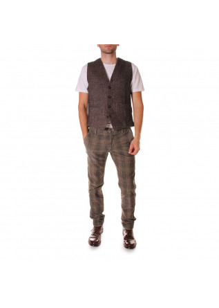 MEN'S CLOTHING VESTS BROWN MASON'S