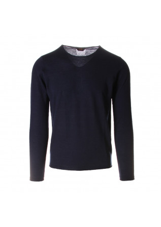 MEN'S CLOTHING KNITWEAR BLUE HOSIO