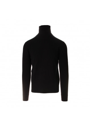 MEN'S CLOTHING KNITWEAR BLACK HOSIO