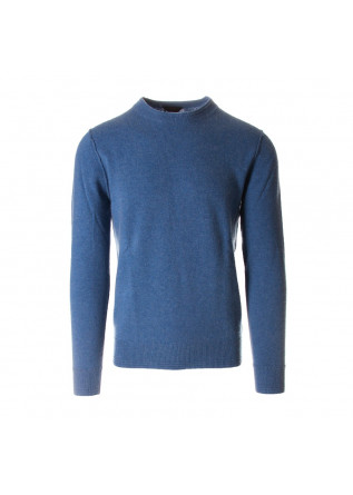 MEN'S CLOTHING KNITWEAR LIGHT BLUE HOSIO
