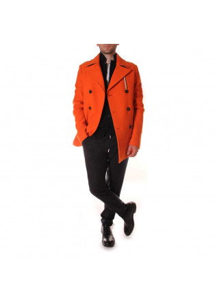 MEN'S CLOTHING COATS ORANGE CAMPLIN