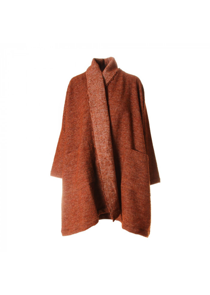 WOMEN'S CLOTHING JACKETS BROWN OTTOD'AME