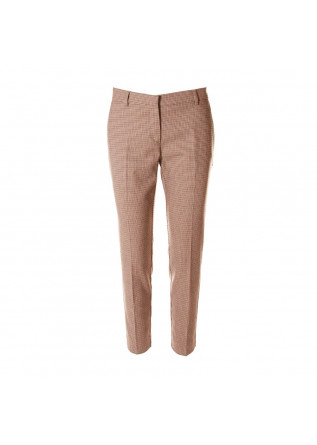 WOMEN'S CLOTHING TROUSERS BEIGE OTTOD'AME