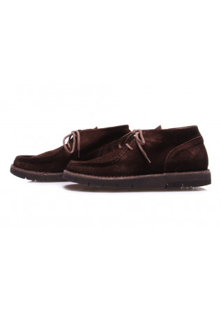 MEN'S SHOES DESERT BOOTS BROWN MOMA