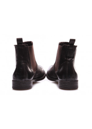 MEN'S SHOES BOOTS CHELSEA BROWN OFFICINE CREATIVE