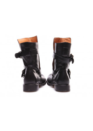 WOMEN'S SHOES ANKLE BOOTS BLACK FIORENTINI + BAKER