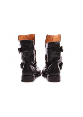 WOMEN'S SHOES ANKLE BOOTS BROWN FIORENTINI + BAKER
