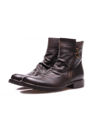 MEN'S SHOES BOOTS BROWN FIORENTINI + BAKER ENNIO CUSNA  MARRONE