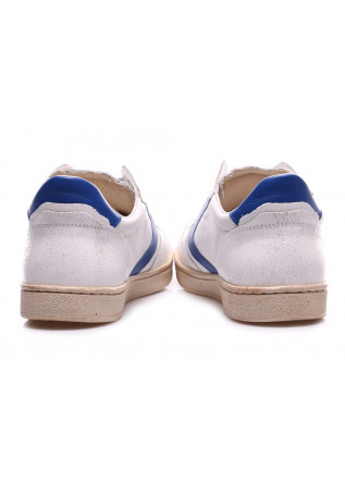 MEN'S SHOES SNEAKERS USED LOOK WHITE/BLUE VALSPORT
