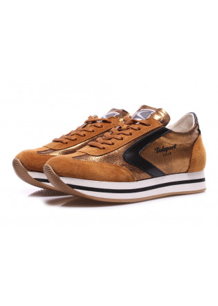 WOMEN'S SHOES SNEAKERS BROWN VALSPORT