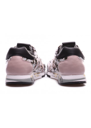 WOMEN'S SHOES SNEAKERS SILVER / ROSE PREMIATA