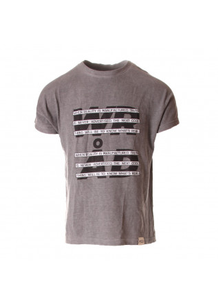 MEN'S CLOTHING T-SHIRTS GREY WRAD
