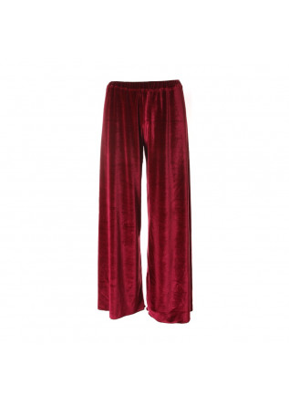 WOMEN'S CLOTHING TROUSERS BORDEAUX AU PETIT BONHEUR