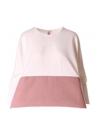 WOMEN'S CLOTHING SWEATSHIRTS WHITE AU PETIT BONHEUR