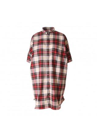 WOMEN'S CLOTHING SHIRT RED AU PETIT BONHEUR