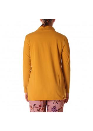 WOMEN'S CLOTHING T-SHIRTS YELLOW AU PETIT BONHEUR