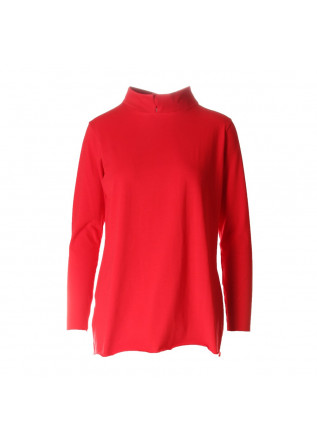 WOMEN'S CLOTHING T-SHIRTS RED AU PETIT BONHEUR