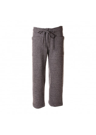 WOMEN'S CLOTHING TROUSERS GREY SALT&PEPPER BIONEUMA