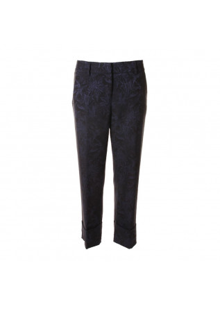 WOMEN'S CLOTHING TROUSERS BLUE KUBERA 108