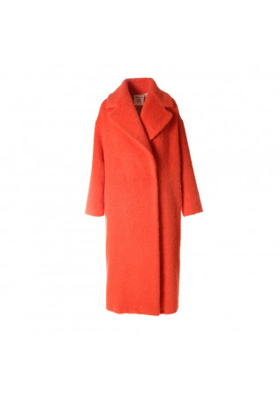 WOMEN'S CLOTHING COATS ORANGE SEMICOUTURE