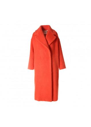 WOMEN'S CLOTHING COATS ORANGE SEMICOUTURE