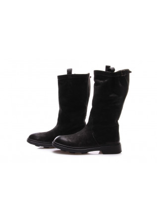 WOMEN'S SHOES BOOTS BLACK MANOVIA 52
