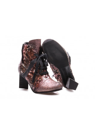 WOMEN'S SHOES BOOTS PINK PAPUCEI