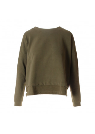 WOMEN'S CLOTHING KNITWEAR GREEN BIONEUMA