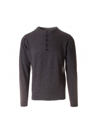 MEN'S CLOTHING KNITWEAR GREY OBVIOUS BASIC