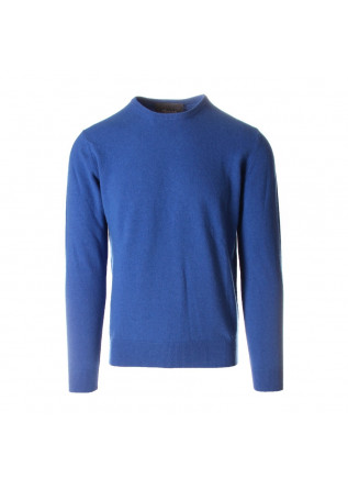 MEN'S CLOTHING KNITWEAR BLUE OBVIOUS BASIC