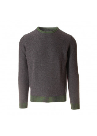 MEN'S CLOTHING KNITWEAR GREEN JURTA