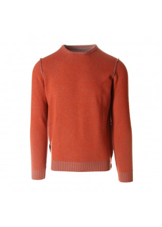 MEN'S CLOTHING KNITWEAR ORANGE JURTA