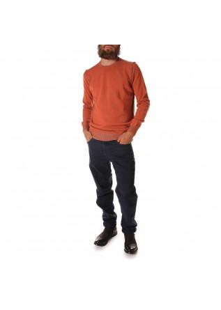 MEN'S CLOTHING KNITWEAR ORANGE JURTA