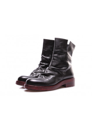WOMEN'S SHOES BOOTS BLACK ERNESTO DOLANI