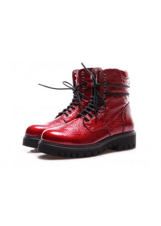 WOMEN'S SHOES BOOTS RED DEI COLLI