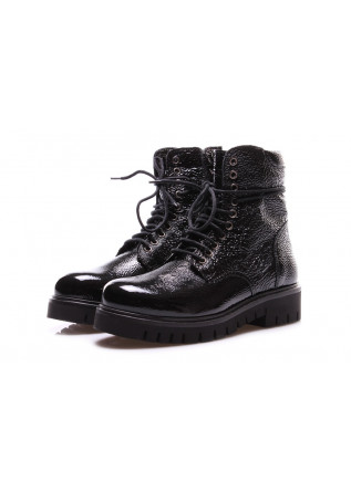 WOMEN'S SHOES BOOTS BLACK DEI COLLI