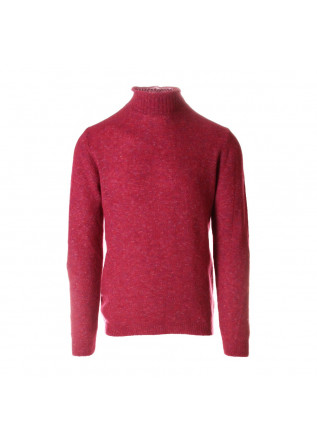 MEN'S CLOTHING KNITWEAR RED DANIELE FIESOLI